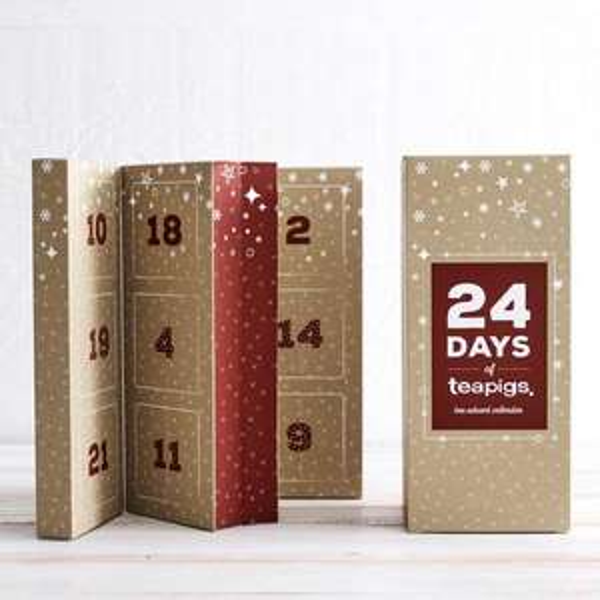 2 Advent Calendars - £50 with code @ Teapigs