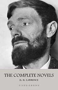 Classic Books - D. H. Lawrence - The Complete Novels Kindle Edition - Free @ Amazon