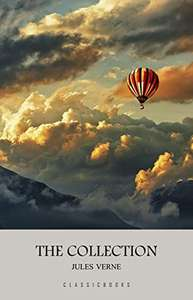 Classic Books - Jules Verne: The Collection Kindle Edition - Free @ Amazon