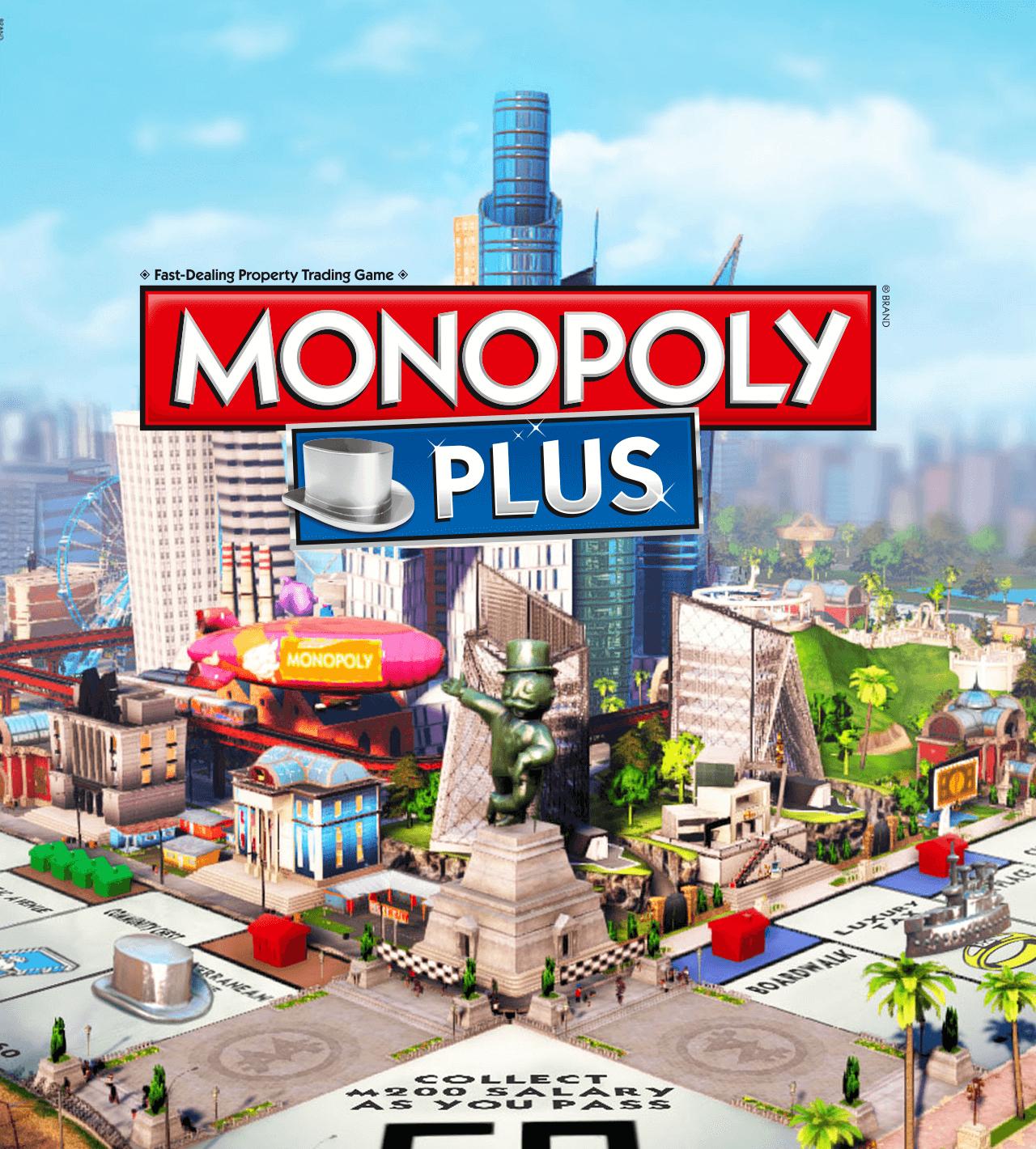 Monopoly Plus (Ubisoft Connect Key) £2.63 @ Fanatical