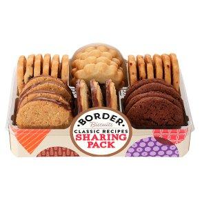 Border Biscuit Sharing Pack 400g at Waitrose for £2.47