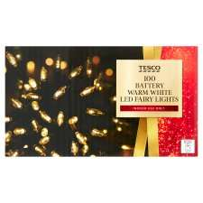 Half Price Christmas Lights (Lights from £1.50) @ Tesco