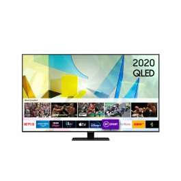 "Samsung 2020 75"" Q80T QLED 4K HDR Smart TV £1899.99 @ Heal's"
