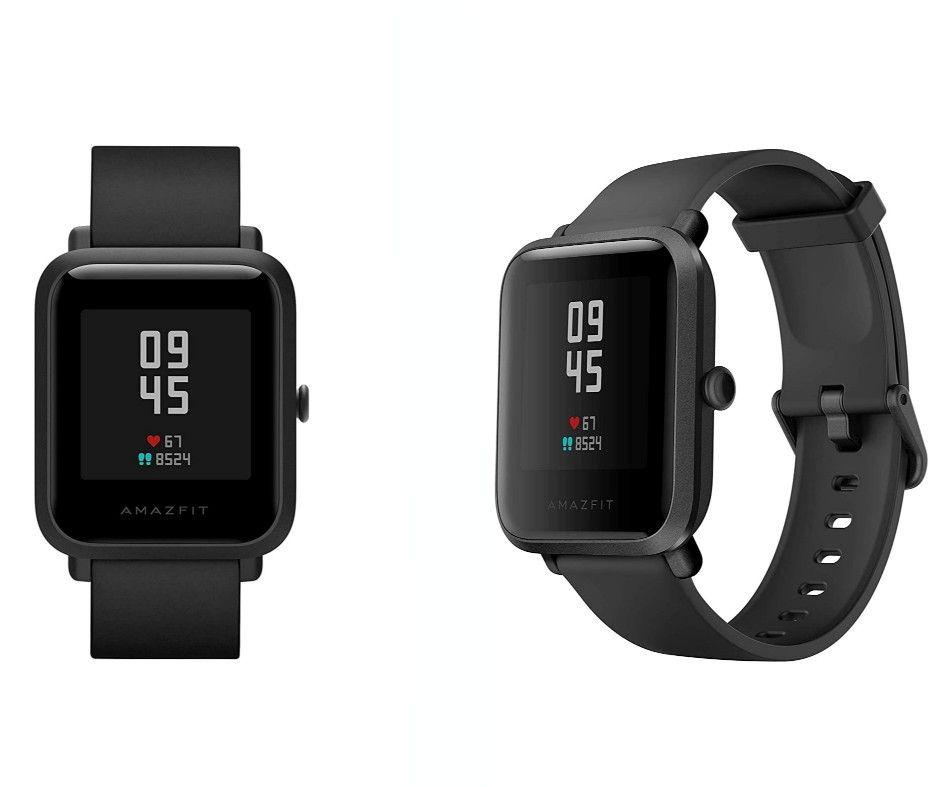 Amazfit Bip S - Smartwatch Carbon Black - £55.97 @ Amazon