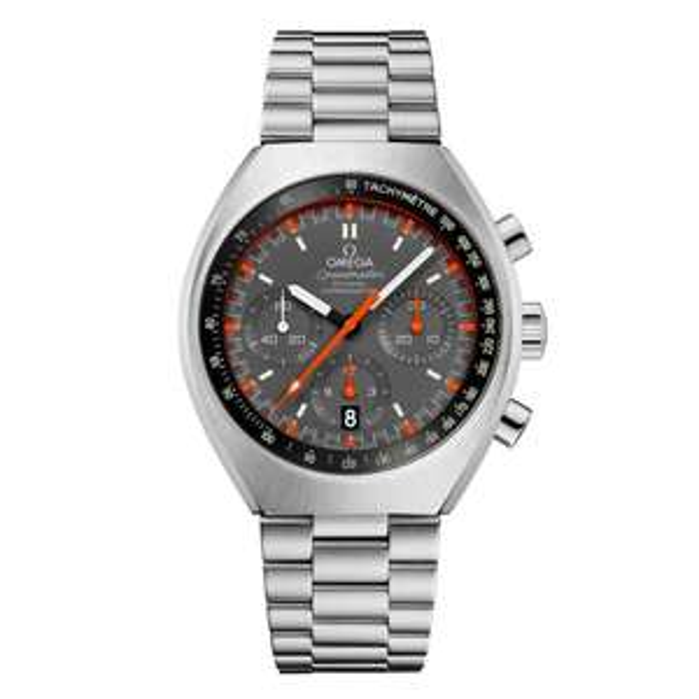 OMEGA Speedmaster Mark II Automatic Chronometer Chronograph Men's Watch £4,123 at Beaverbrooks