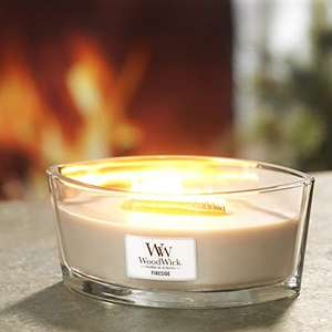 Woodwick Candle with Crackling Wick £17.99 Amazon Prime / £22.48 Non Prime