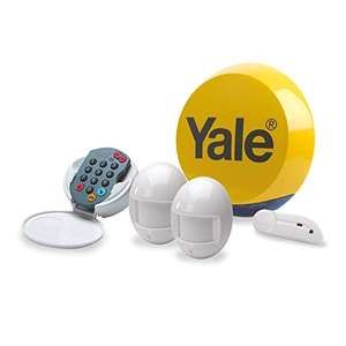 YALE HSA Essentials Alarm Kit - £77.18 at Amazon