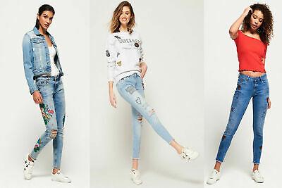 Superdry Cassie Skinny-Jeans £16.50 at Superdry ebay