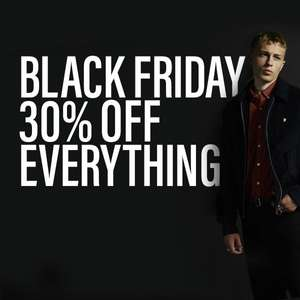 30% off Everything + Extra 10% off £120 Spend with code Free Delivery on orders over £50 (£2.95 under ) + Free Returns @ Farah