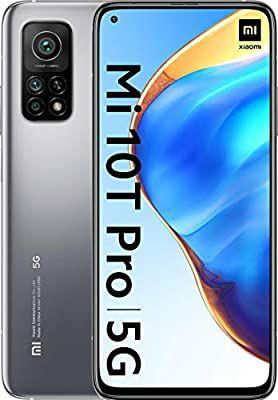 Xiaomi Mi 10T Pro 5G 256GB 8GB RAM Dual SIM (Unlocked for all UK networks) - Lunar Silver £472 at Wowcamera