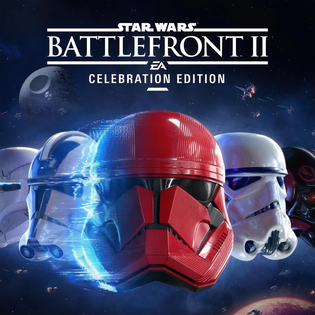 STAR WARS™ Battlefront™ II: Celebration Edition PS4 £13.99 at PlayStation Store