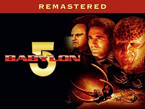 Babylon 5 Remastered £9.49 each season @ Amazon Prime