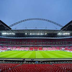 Wembley Stadium Tour for TWO Adults £15 with code - valid for 12 months @ Virgin Experence Days