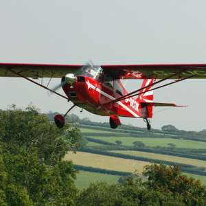 Aerobatic Flight - Valid for 12 months £99 with code @ Virgin Experience Days