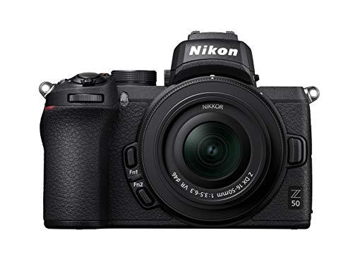 Nikon Z50 with 16-50mmLens £670 Amazon.de