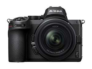 Nikon Z5 + Z 24-50mm Kit Full Frame Mirrorless Camera £1278 @ Amazon Germany