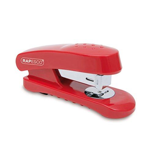Rapesco Stapler Red for £1.75 Prime at Amazon (+£3.49 non Prime)