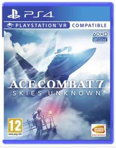 Ace Combat 7 : Skies Unknown (PS4) - £14.99 Free Click and Collect @ Argos