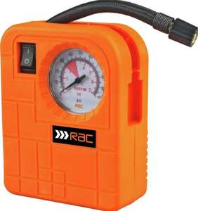RAC Compact Tyre Inflator - 12V - £12.99 + free click and collect @ Argos