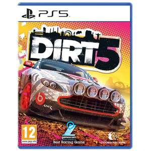DIRT 5 (PS5 / PS4 / Xbox One / Series X/S) £34.99 - free delivery or collection @ Smyths