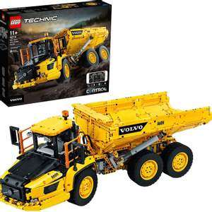LEGO Technic 6X6 Control+ Volvo Articulated Hauler (42114) £129.99 with code @ Costco