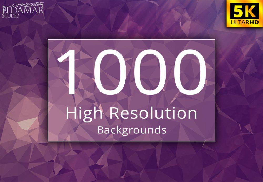 1000 High Resolution Backgrounds Bundle for PC & Mac @ sharewareonsale