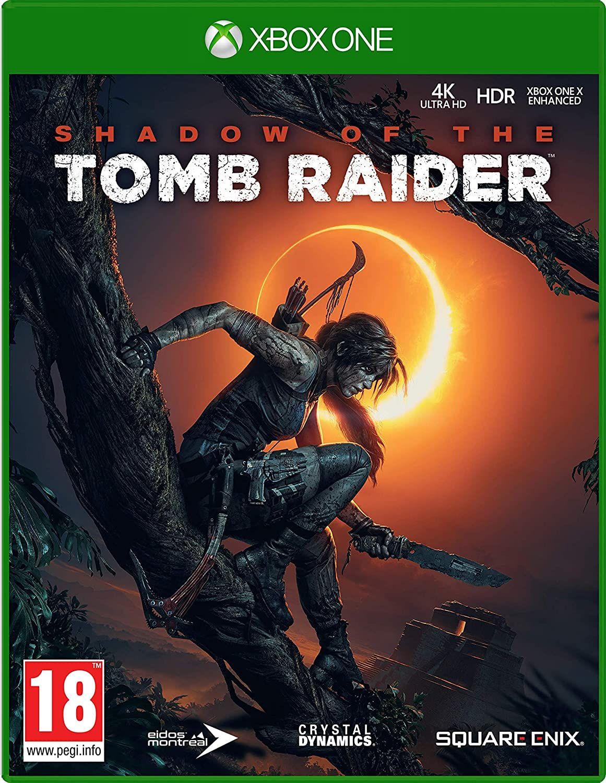 Shadow Of The Tomb Raider Xbox One £9.99 Prime / £12.98 nonPrime @ Amazon