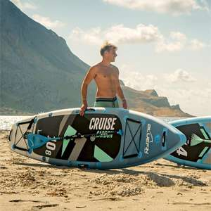 """Bluefin Cruise 10""""8 stand up paddle board (SUP) £399 at Bluefin SUP"""