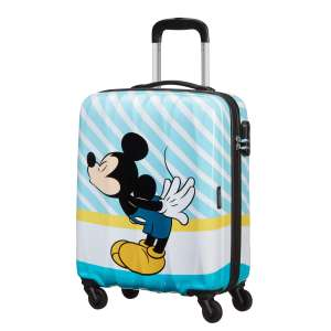 American Tourister Hypertwist Disney Mickey Mouse Kiss Hardside Spinner Cabin Case (36L) £49.99 @ Costco