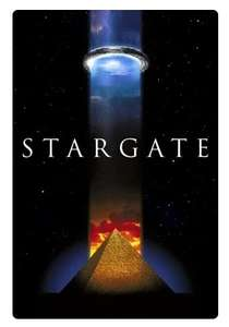 Stargate (1994) movie £3.99 to buy on iTunes