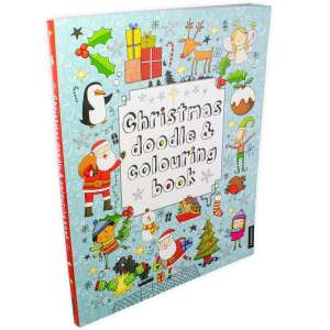 Egmont Christmas Doodle and Colouring Book for £3.49 delivered @ Books2Door