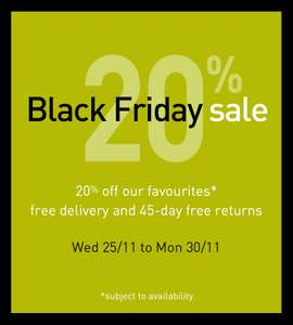 Black Friday sale - 20% off, free delivery + 45-day free returns @ Simplehuman