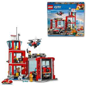 LEGO City Fire Station [60215] - £30 Instore / LEGO Friends Lighthouse Rescue Centre [41380] £27.50 - In Store & Possibly Online @ Tesco