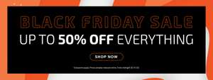 Standout Black Friday Sale - Up To 50% Off Everything
