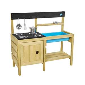 TP Toys TP611 Wooden Junior Chef Mud Toy Kitchen £81 at Amazon