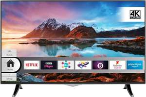 Finlux 65 inch Smart TV 65 FUD 8020 for £399.99 at Ebuyer