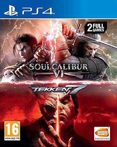 Tekken 7 + Soul Calibur VI (PS4) £18.95 Delivered @ Coolshop