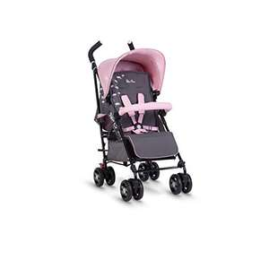 Silver Cross Pop Star Stroller, Compact and Lightweight Pushchair – Dancing Daisies £112.50 at Amazon