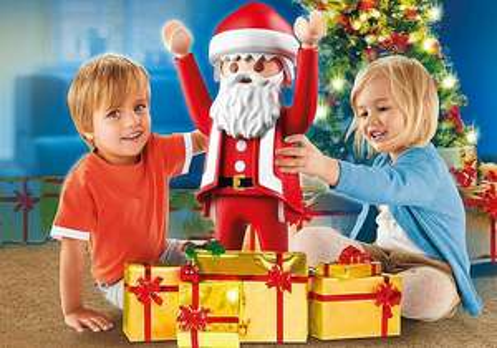 Playmobil Santa XXL. Free shipping over £30. - £37.49 @ Playmobil