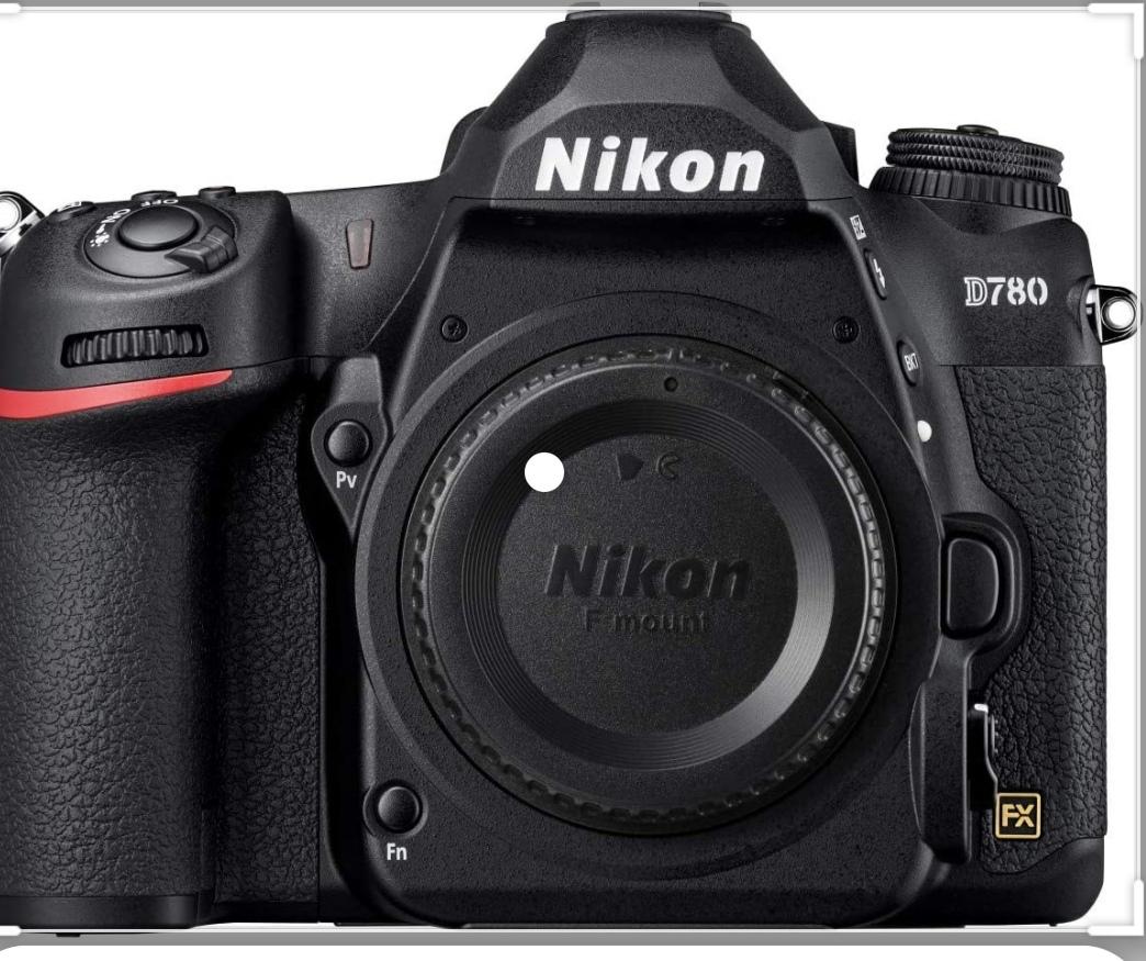 Nikon D780 Camera Body £1799 @ Very