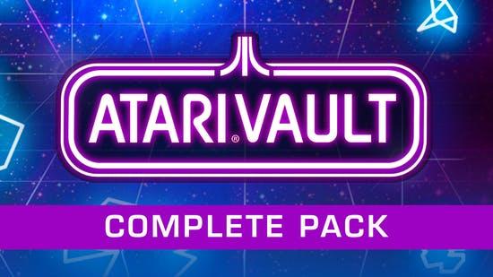 Atari Vault Complete Pack (150 Steam PC Games) £1.49 @ Fanatical