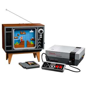 LEGO 71374 Nintendo Entertainment System £178.49 (£160.64 With Student Beans Discount!) @ Nintendo
