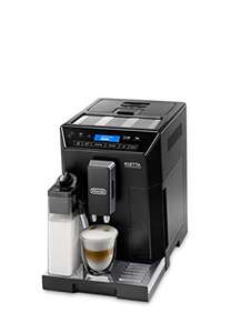 De'Longhi Eletta,Bean to Cup Coffee Machine, Cappuccino and Espresso Maker, ECAM 44.660.B, Black £429 at Amazon