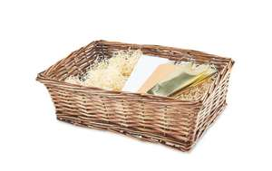Kirkton House wicker hamper kit (to create your own gift hamper) £4.99 in-store in Aldi special buys isle