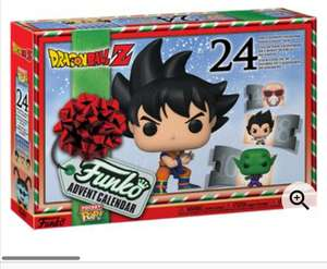 Dragonball Advent calender £24.98 delivered with code @ EMP