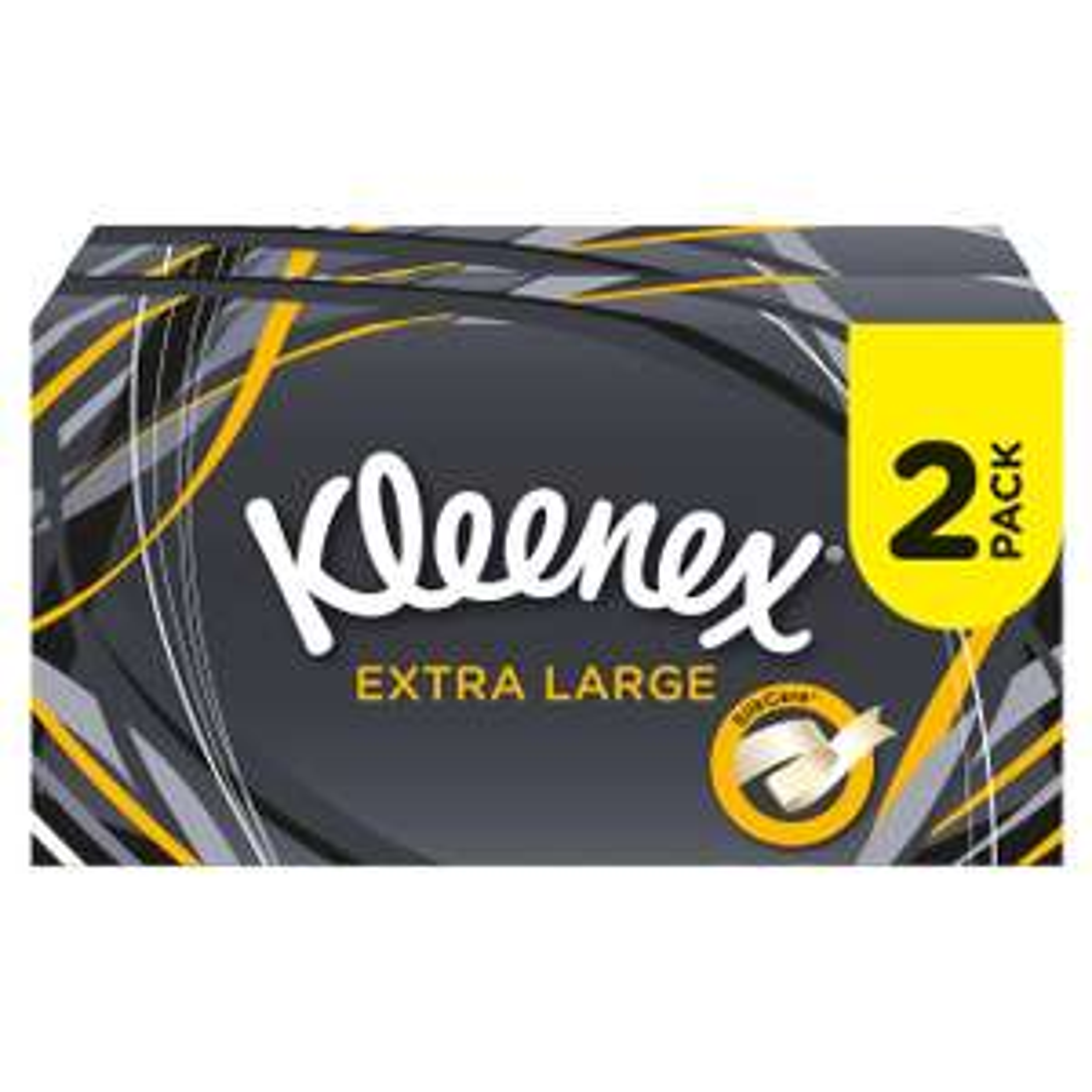 Kleenex XL 2 x 90 per pack £2 Instore & Online @ Morrisons