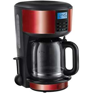 Russell Hobbs Legacy Coffee Machine £33.49 delivered @ Beales