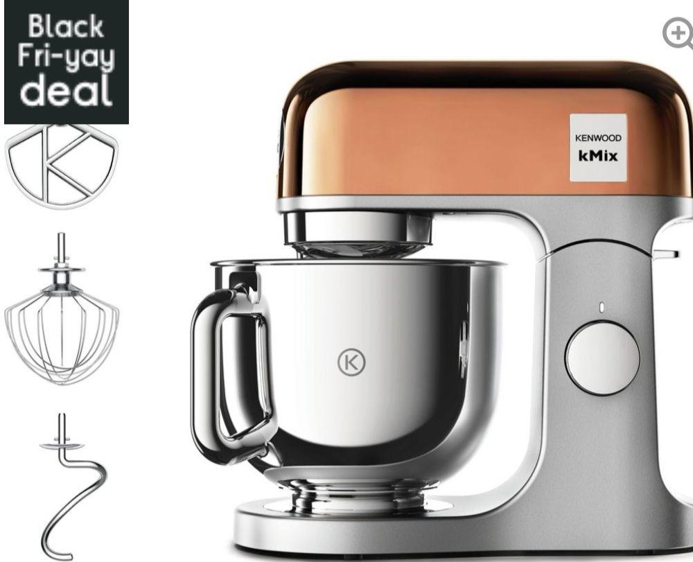 KENWOOD kMix KMX760.GD Kitchen Machine - Rose Gold £249 Currys PC World