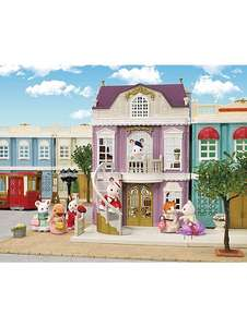 Sylvanian Families Elegant Town Manor Gift Set £44.79 Asda George - free Click & Collect / £2.95 delivery