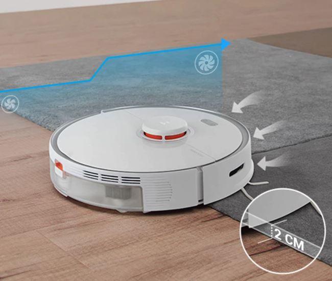 Roborock S5 Max Robot Vacuum cleaner and mop £294.74 AliExpress roborock Smartech Store